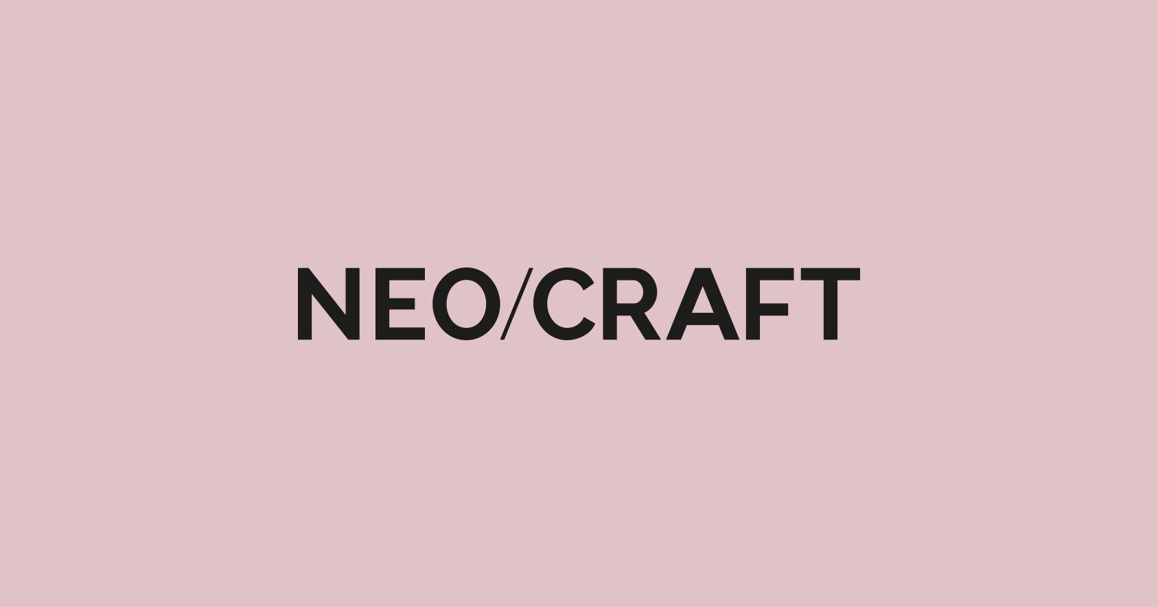 NEO/CRAFT   Berliner Möbellabel Von Designer Sebastian Scherer